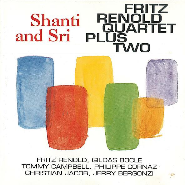 Fritz Renold Quartet plus Two - CD