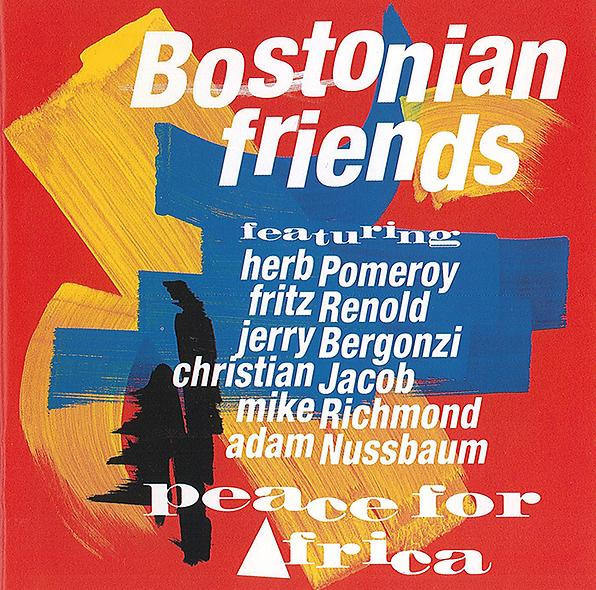 Bostonian Friends - CD