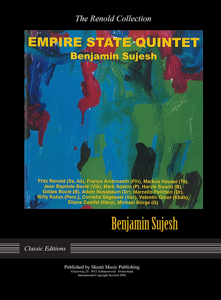 Benjamin Sujesh