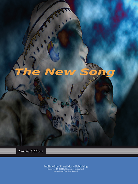 The New Song - Book of Scores