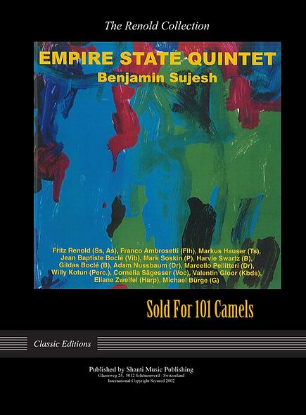 Sold for 101 Camels