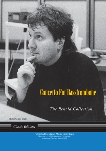 Concerto for Basstrombone