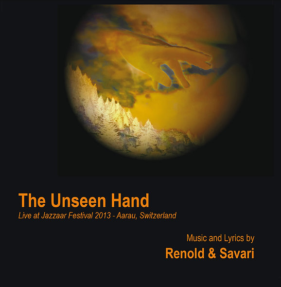 The Unseen Hand - CD