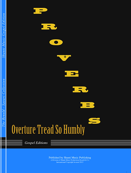 Overture Tread So Humbly