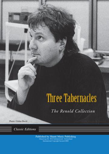 Three Tabeernacles