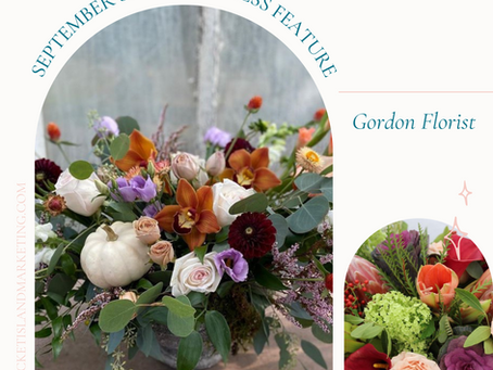 September Small Business Feature: Gordon Florist and Greenhouses