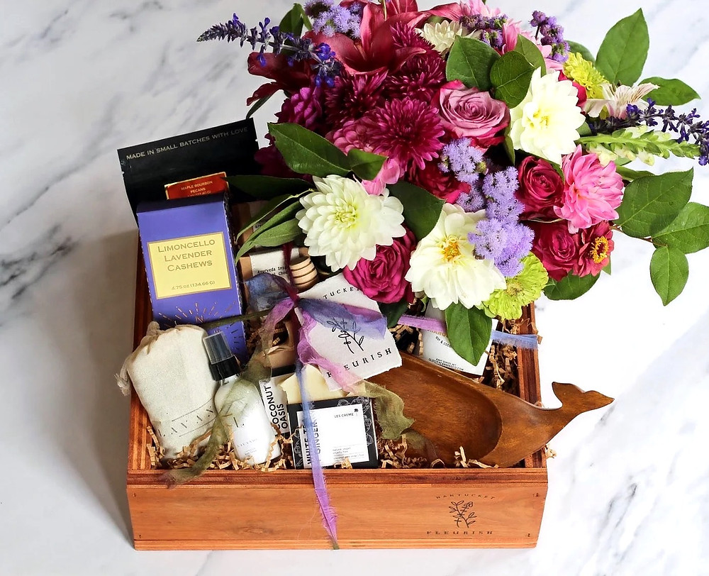 Sustainably Sourced Gift Box