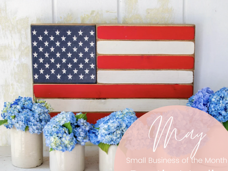 May Small Business Feature: Rustic Marlin