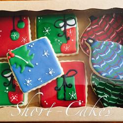 Custom Holiday Cookies