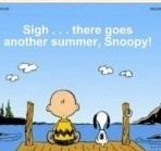Kids and the End of Summer Blues