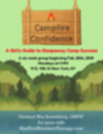 Campfire Confidence A Girls Guide to Sleepaway Sucess
