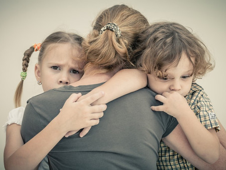 Helping Your Children Cope with the Death of a Loved One