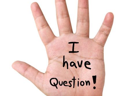 Got Questions? Ask Your Teacher for Help
