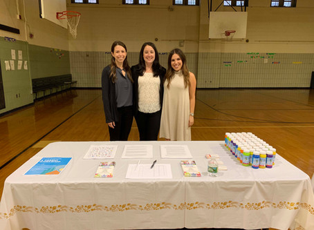 PS 116's Healthy Lifestyles Event