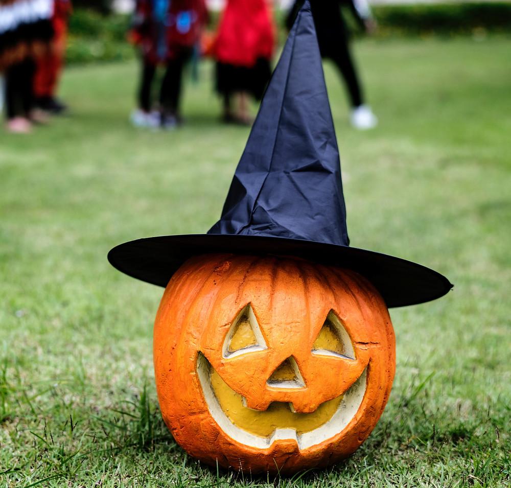 Halloween Fitness Games for Kids