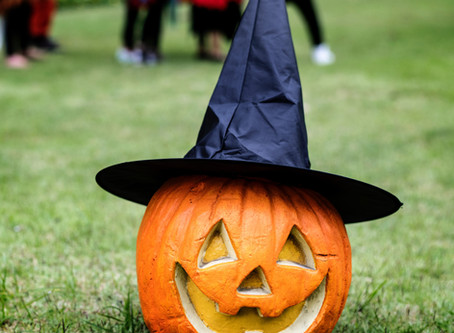 Halloween Fitness Games for Kids