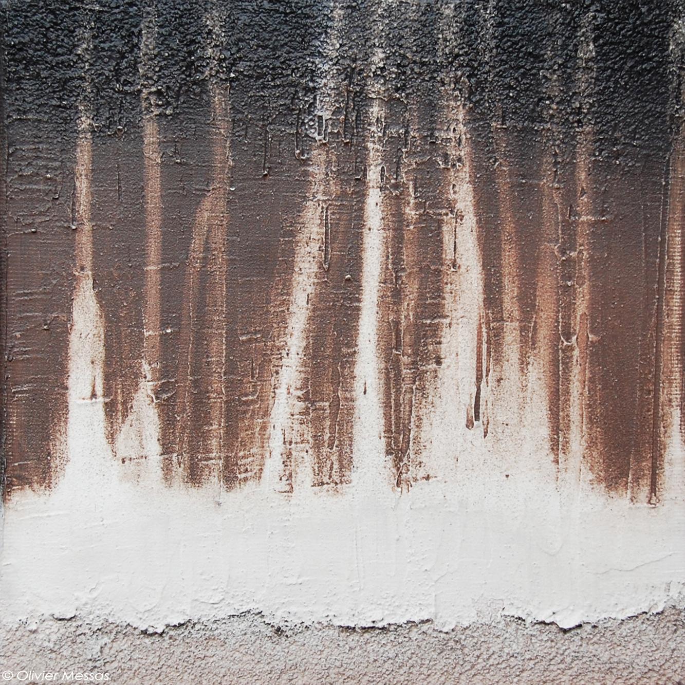 Atmosphère brute III - 20cm x 20cm