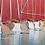 Thumbnail: Quiétude en mer... | 50x200cm