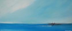 L'île de Ré II - 60cm x 30cm