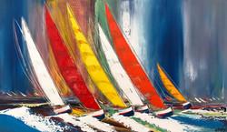 Les voiliers de la liberté...