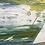 Thumbnail: La traversée à deux... | 100x100cm