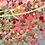 Thumbnail: Sur les chemins fleuris... | 80x80cm