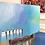 Thumbnail: Horizon lointain... | 60x90cm