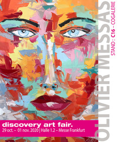 DISCOVERY ART FAIR FRANKFURT 2020