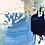 Thumbnail: Couleurs de voile... IV | 100x80cm
