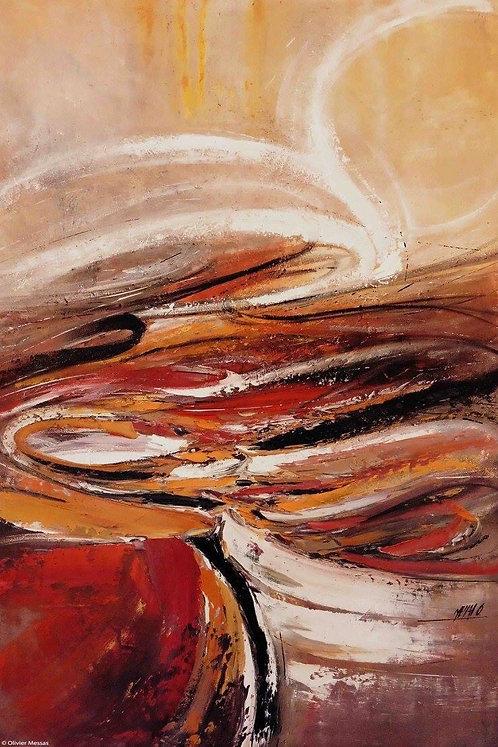 Flamenco... | 150x100cm