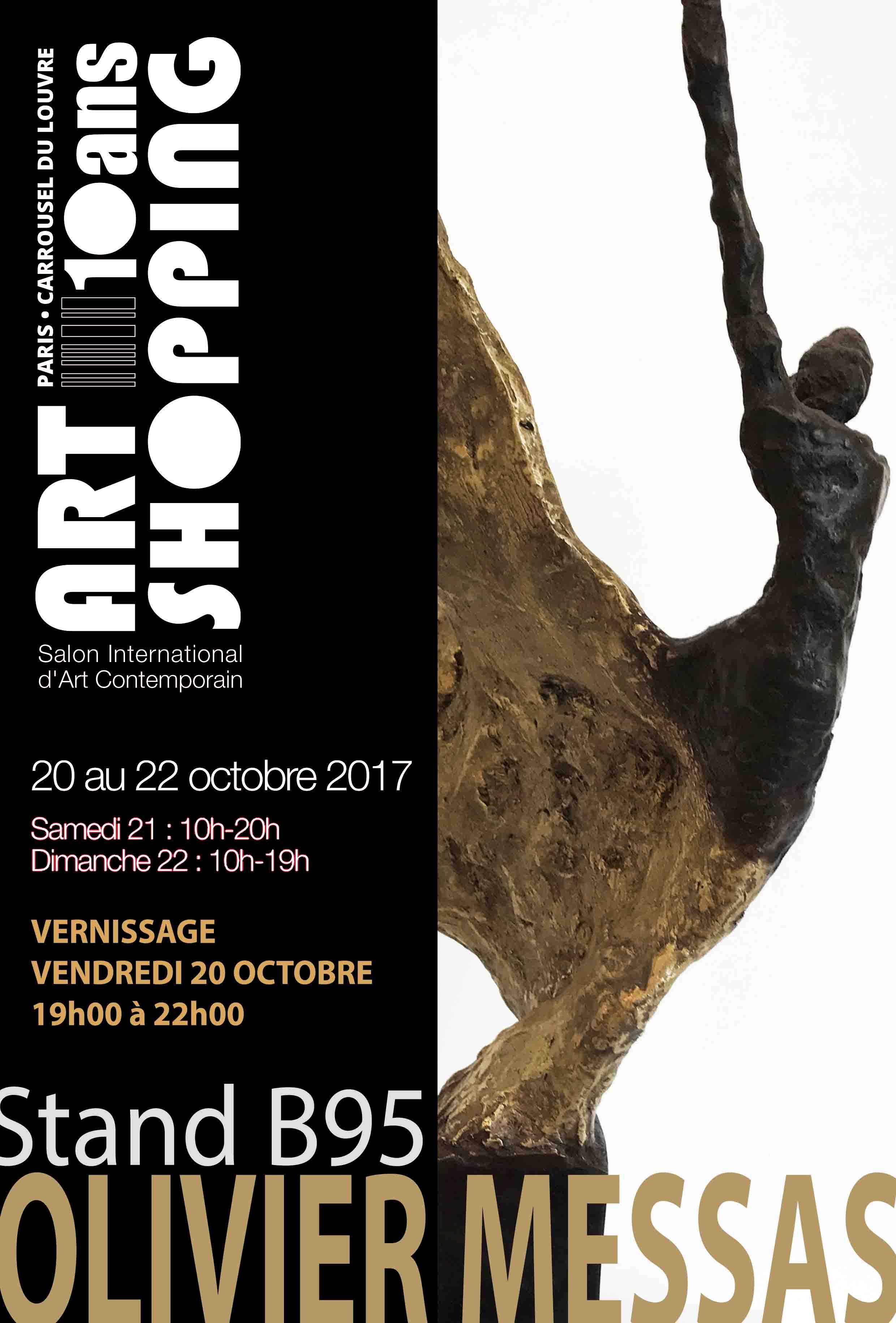 ARTSHOPPING | 20 au 22 OCTOBRE 2017
