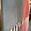 Thumbnail: Lumière du soir...   100x100cm