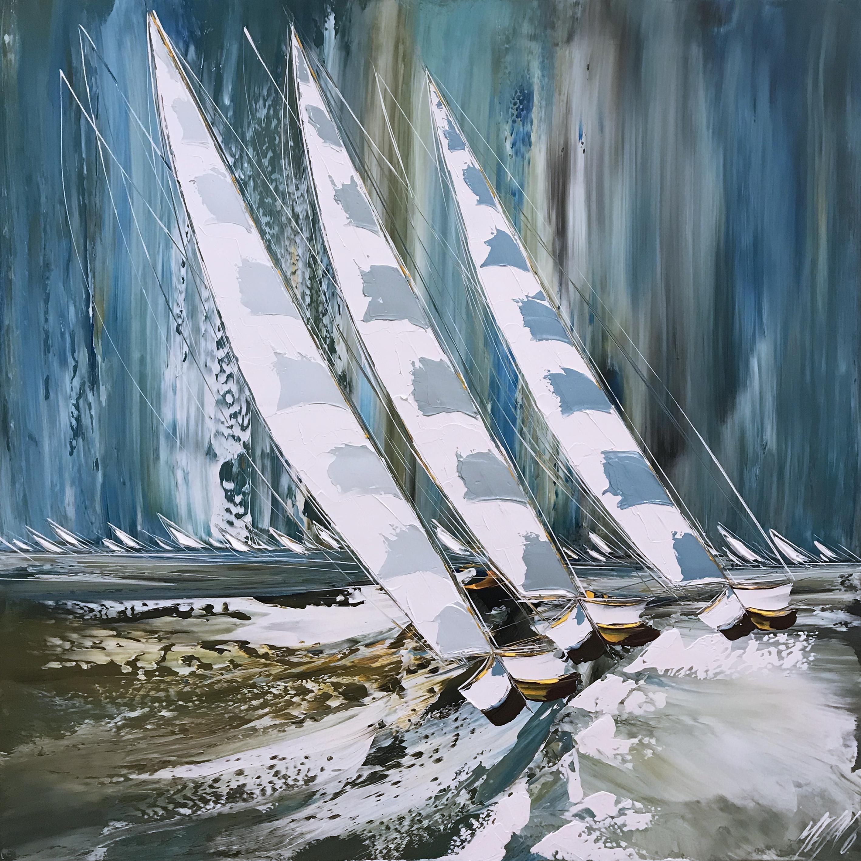 Les voiliers du cap Corse... | 100x100