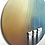 Thumbnail: À travers le hublot... les 3 voiliers... | 50cm