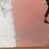 Thumbnail: La fille dans le vent... | 80x40cm