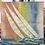 Thumbnail: Lumière en mer... | 100x100cm