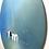 Thumbnail: À travers le hublot... Sérénité...   80cm