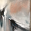 Thumbnail: Jusqu'aux cimes de la montagne...   80x60cm