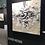 Thumbnail: L'envol des goélands... | 120x120cm