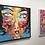 Thumbnail: NATH | Portrait 020 | 100x100cm