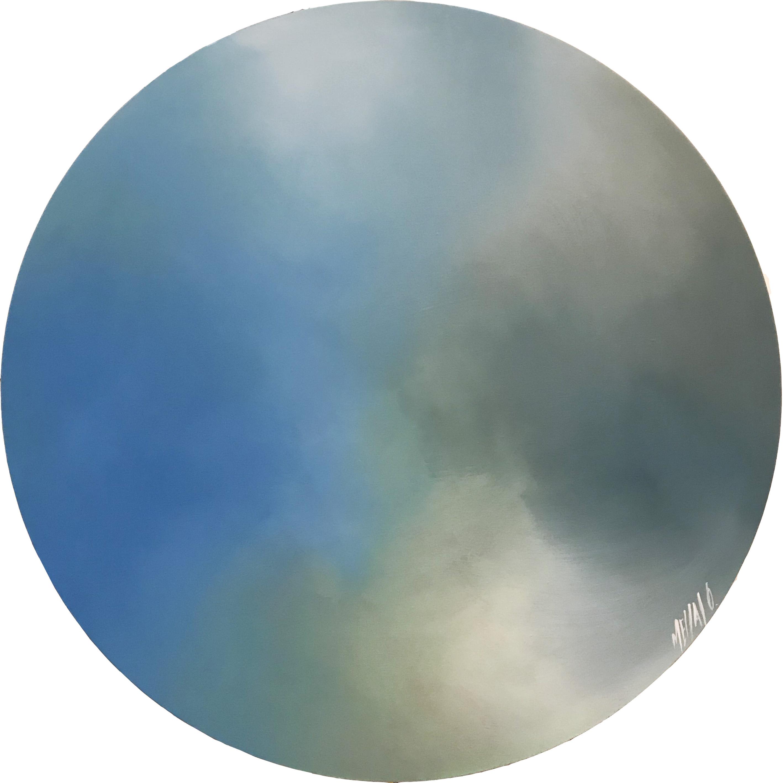 Le ciel de London... | 80cm
