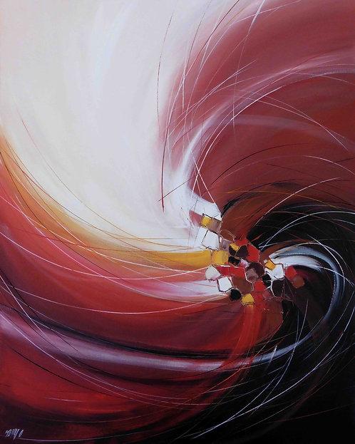 Expression libre... II | 100x80cm