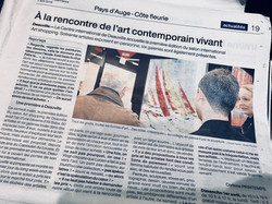 OUEST FRANCE  | 01 Avril 2018