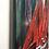 Thumbnail: La régate rouge...   100x100cm