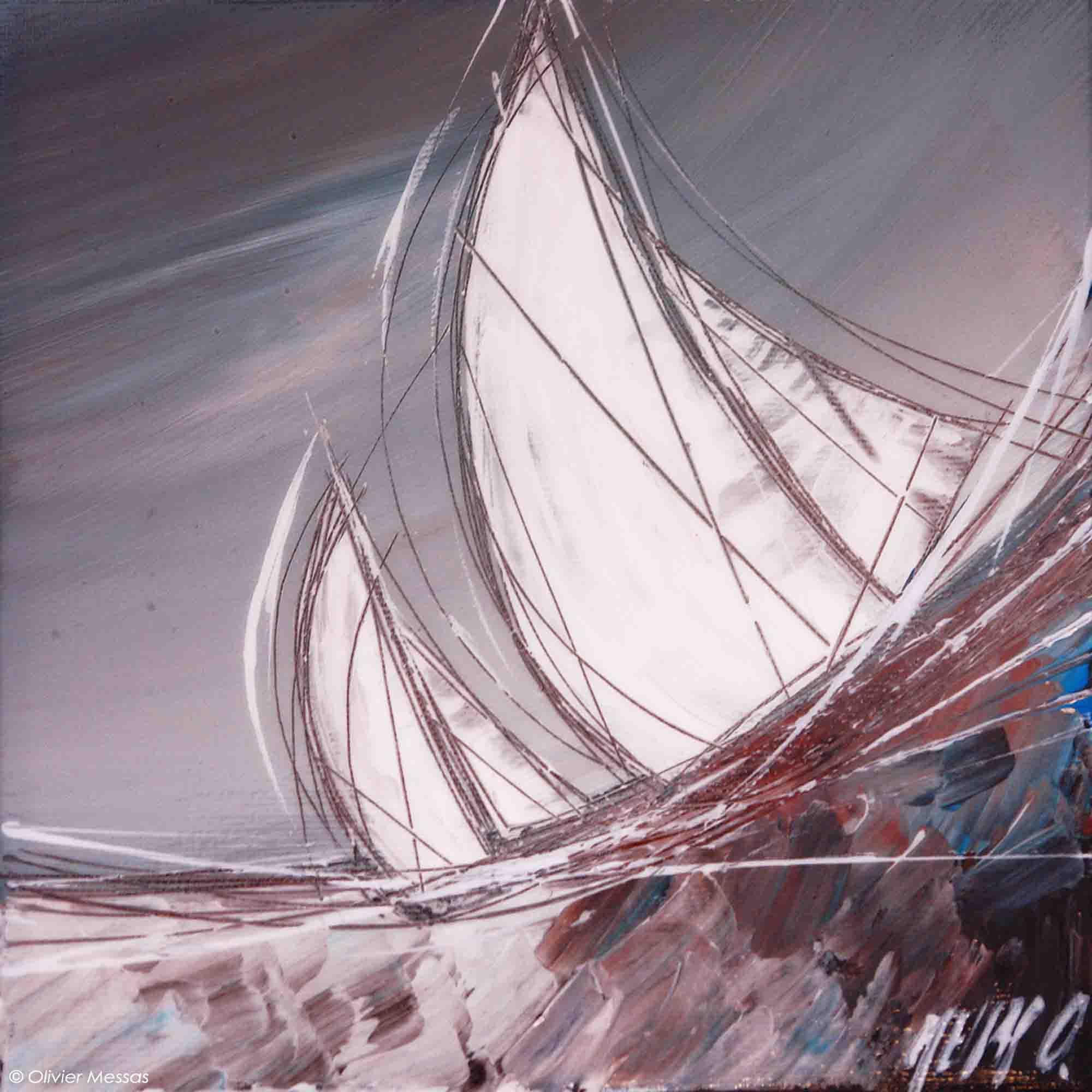 La course aux vents II - 20/20cm