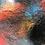 Thumbnail: La tête dans les nuages... | 100x170cm
