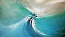 L'envolée lyrique - 100x170cm