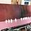 Thumbnail: Horizon en rouge... II | 60x120cm