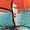 Thumbnail: Les 2 rouquines... | 80x80cm