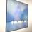Thumbnail: Le grand bleu...   100x100cm🔴